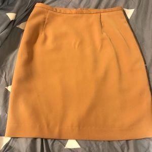 Slim and sleek pencil skirt